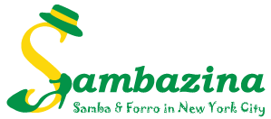 Sambazina - Samba e Forró in New York City